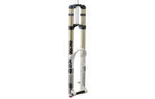 RockShox Boxxer World Cup Solo Air Keronite grey